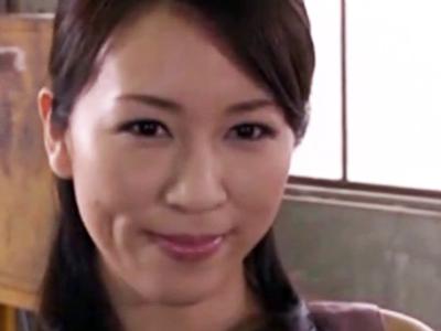 熟女離れしたモデル体型の熟女が性欲大解放SEX☆