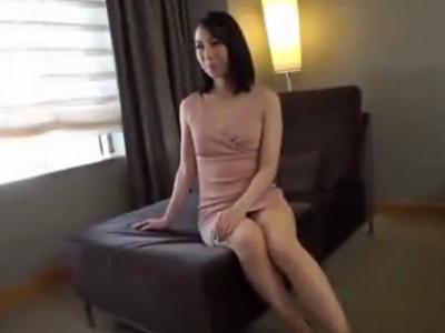 大人びた雰囲気のS級お姉さんとホテルで濃厚イチャラブSEX☆